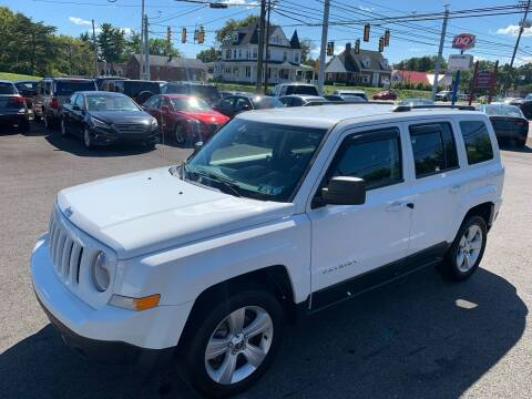 2016 Jeep Patriot for sale at Masic Motors, Inc. in Harrisburg PA