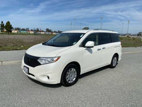 2014 Nissan Quest for sale at JJ's Auto Sales in Salinas CA