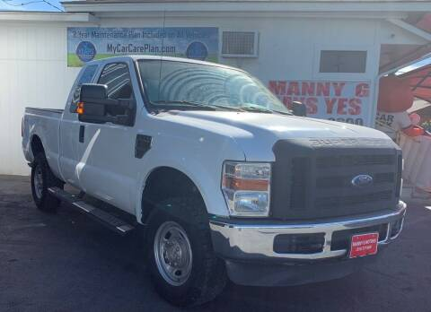 2010 Ford F-250 Super Duty for sale at Manny G Motors in San Antonio TX