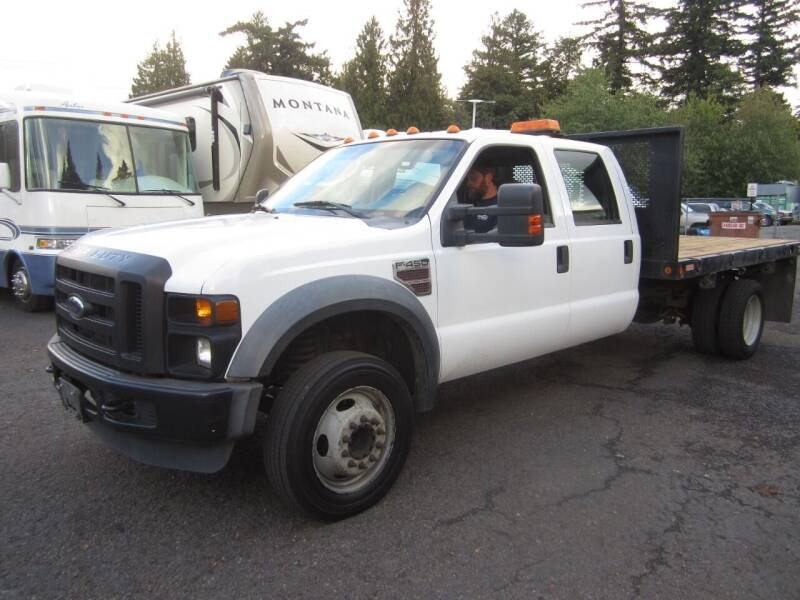 2008 Ford F-450 for sale at Blue Lake Auto & RV Repair Inc in Fairview OR