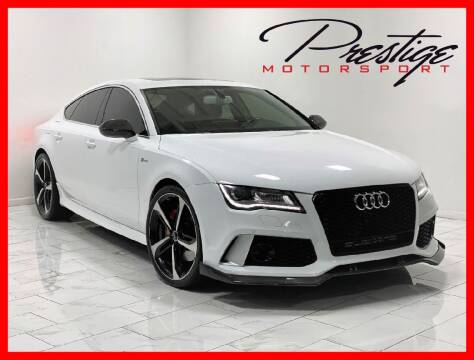 2012 Audi A7 for sale at Prestige Motorsport in Rancho Cordova CA