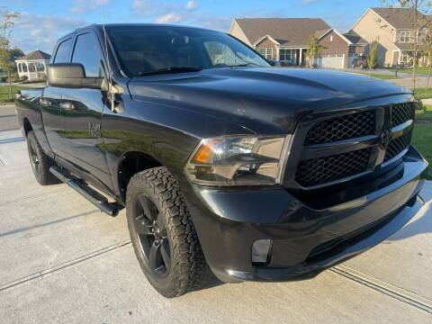 2016 RAM Ram Pickup 1500 for sale at California Auto Sales in Indianapolis IN