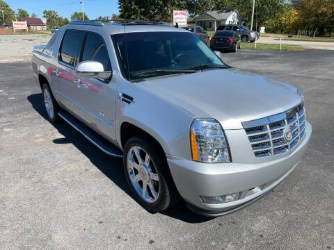 2011 Cadillac Escalade EXT for sale at Hillside Motors in Jamestown KY