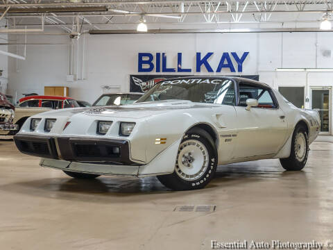 1981 Pontiac Firebird for sale at Bill Kay Corvette's and Classic's in Downers Grove IL