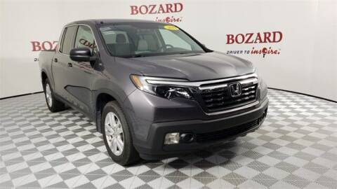 2019 Honda Ridgeline for sale at BOZARD FORD in Saint Augustine FL