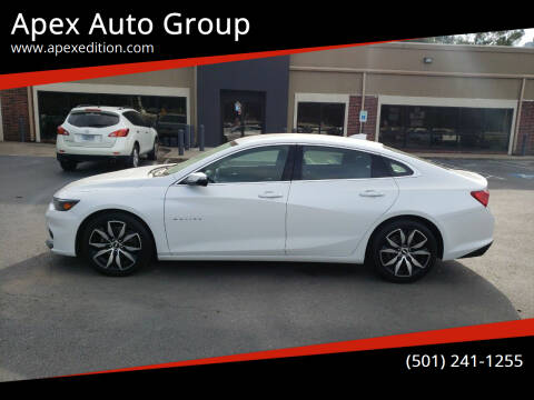 2016 Chevrolet Malibu for sale at Apex Auto Group in Cabot AR