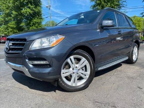 2012 Mercedes-Benz M-Class for sale at iDeal Auto in Raleigh NC