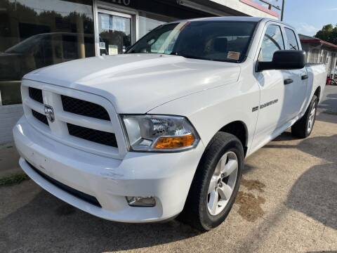 2012 RAM Ram Pickup 1500 for sale at Pary's Auto Sales in Garland TX
