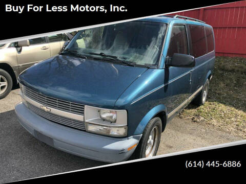 1995 Chevrolet Astro for sale at Buy For Less Motors, Inc. in Columbus OH