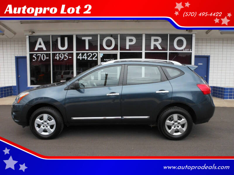 2014 Nissan Rogue Select for sale at Autopro Lot 2 in Sunbury PA