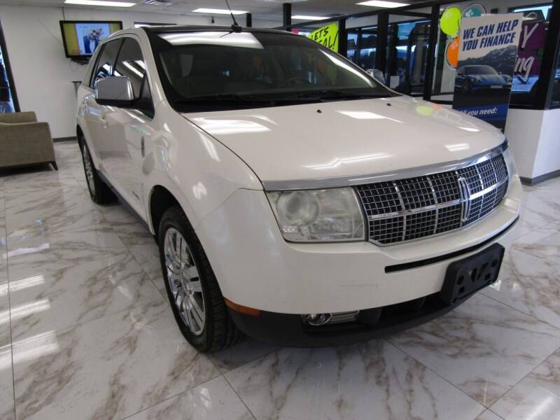 2008 Lincoln MKX for sale at Dealer One Auto Credit in Oklahoma City OK