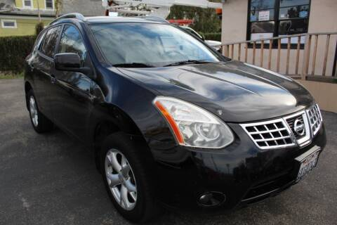 2009 Nissan Rogue for sale at Bay Auto Exchange in San Jose CA