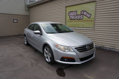 2011 Volkswagen CC for sale at Cars Trucks & More in Howell MI
