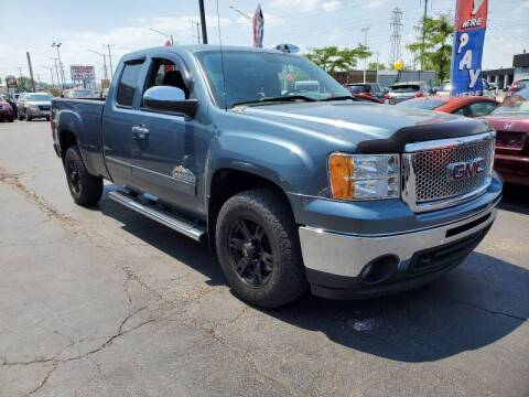 2013 GMC Sierra 1500 for sale at North Chicago Car Sales Inc in Waukegan IL