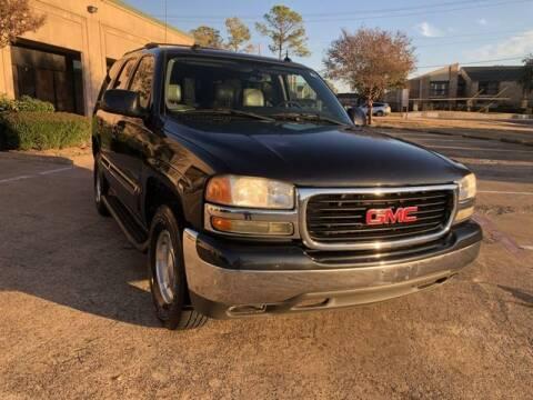 2004 GMC Yukon for sale at Bad Credit Call Fadi in Dallas TX