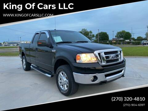 2008 Ford F-150 for sale at King of Cars LLC in Bowling Green KY
