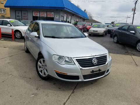 2006 Volkswagen Passat for sale at Nationwide Auto Group in Melrose Park IL
