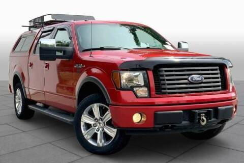 2011 Ford F-150 for sale at CU Carfinders in Norcross GA
