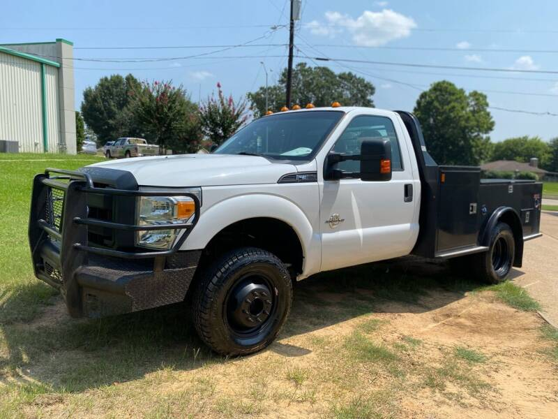 2014 Ford F-350 Super Duty for sale at Russell Brothers Auto Sales in Tyler TX