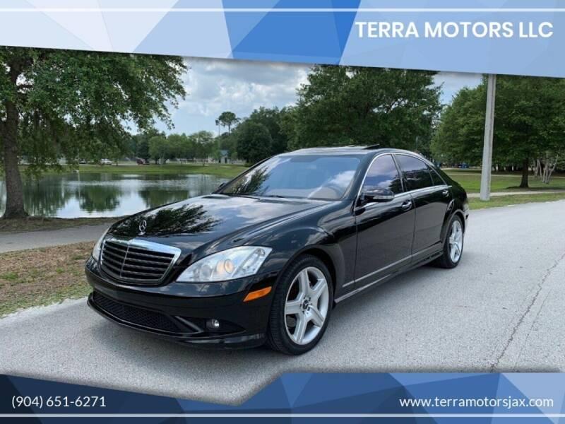 2007 Mercedes-Benz S-Class for sale at Terra Motors LLC in Jacksonville FL