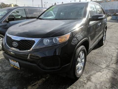2012 Kia Sorento for sale at Best Deal Auto Sales in Stockton CA