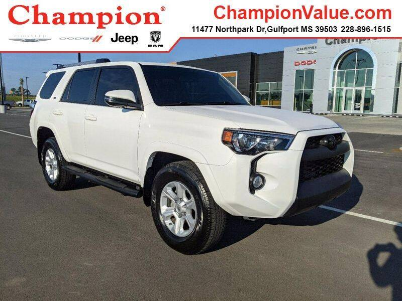 2019 Toyota 4Runner for sale in Gulfport, MS