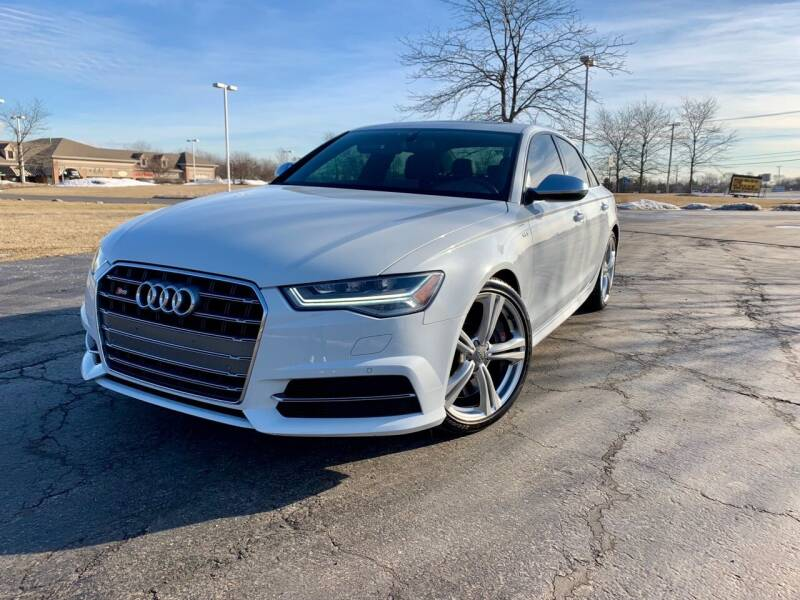 2016 Audi S6 for sale at EMH Motors in Rolling Meadows IL