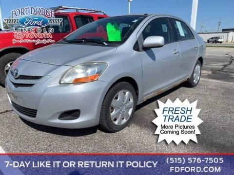 2008 Toyota Yaris for sale at Fort Dodge Ford Lincoln Toyota in Fort Dodge IA