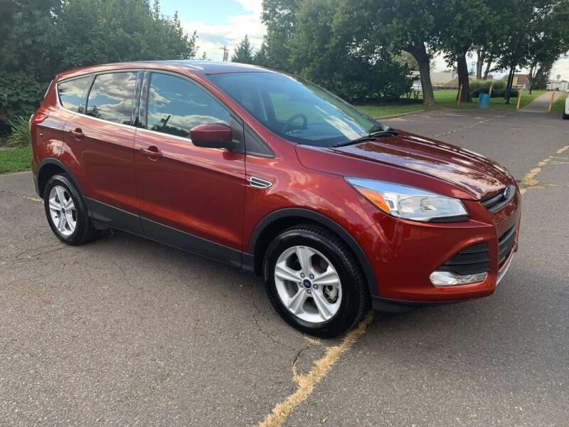 2014 Ford Escape for sale at Breithaupt Auto Sales in Hatboro PA