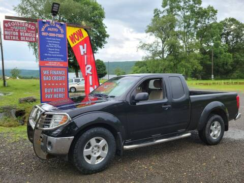 2008 Nissan Frontier for sale at Wahl to Wahl Auto Parts in Cooperstown NY