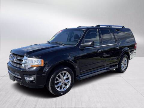 2017 Ford Expedition EL for sale at Fitzgerald Cadillac & Chevrolet in Frederick MD