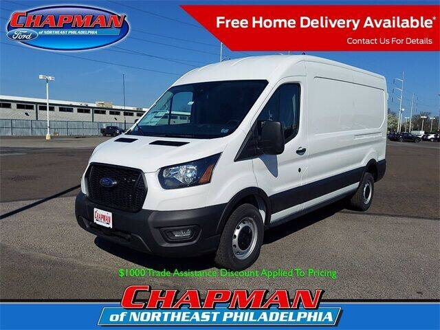 2021 Ford Transit Cargo for sale at CHAPMAN FORD NORTHEAST PHILADELPHIA in Philadelphia PA
