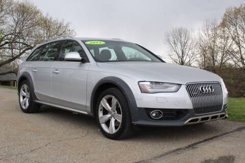 2013 Audi Allroad for sale at Harrison Auto Sales in Irwin PA