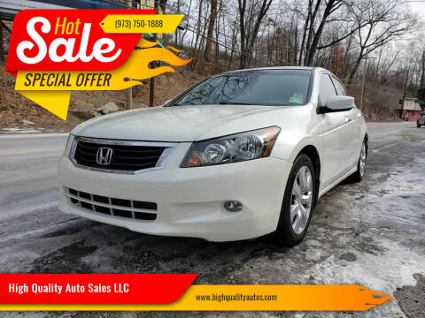 2008 Honda Accord for sale at High Quality Auto Sales LLC in Bloomingdale NJ