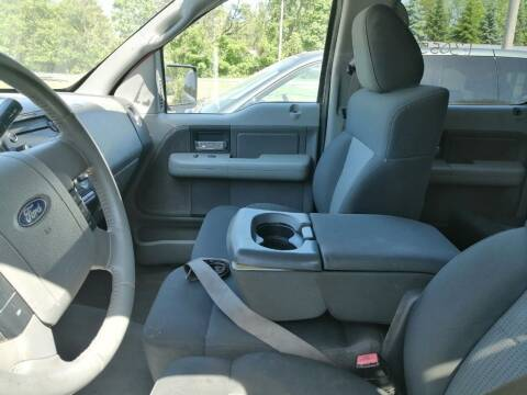 2008 Ford F-150 for sale at KRIS RADIO QUALITY KARS INC in Mansfield OH