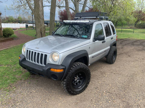 2004 Jeep Liberty for sale at Ace's Auto Sales in Westville NJ