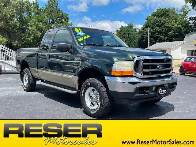 2001 Ford F-250 Super Duty for sale at Reser Motorsales in Urbana OH