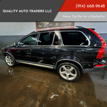 2012 Volvo XC90 for sale at Quality Auto Traders LLC in Mount Vernon NY