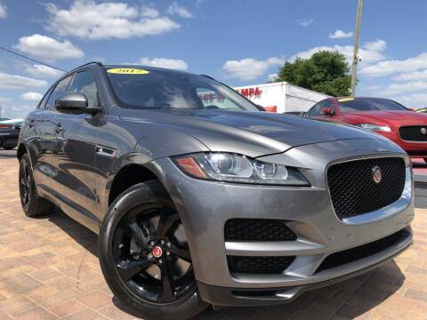 2017 Jaguar F-PACE for sale at Cars of Tampa in Tampa FL