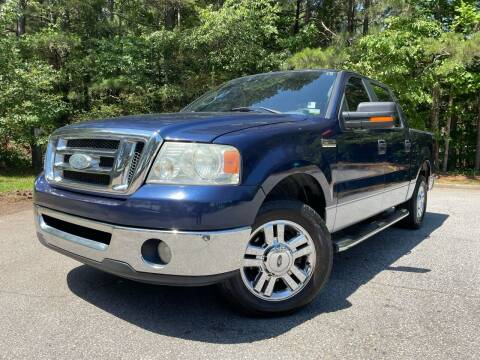 2008 Ford F-150 for sale at Global Imports Auto Sales in Buford GA