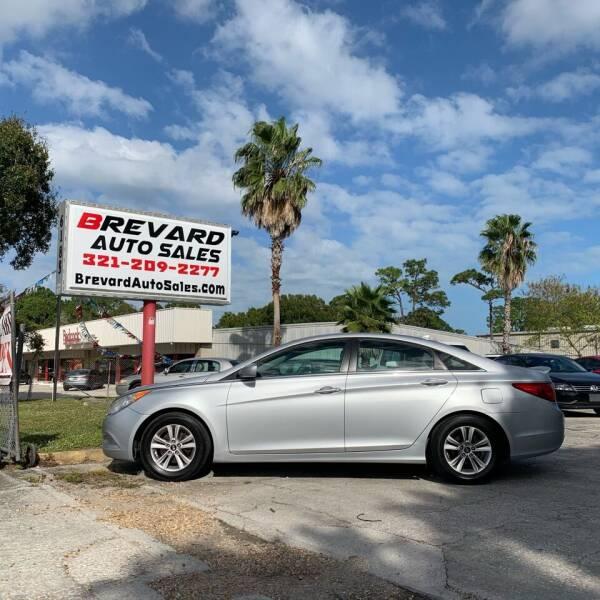 2013 Hyundai Sonata for sale at Brevard Auto Sales in Palm Bay FL