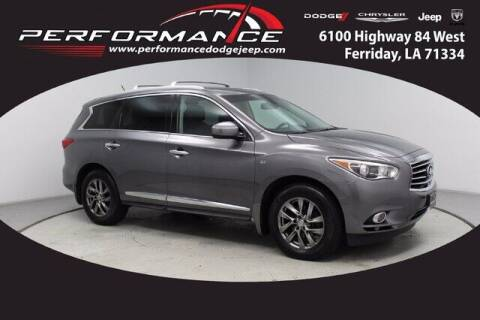 2015 Infiniti QX60 for sale at Performance Dodge Chrysler Jeep in Ferriday LA