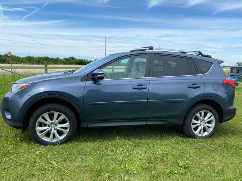 2014 Toyota RAV4 for sale at Sam Buys in Beaver Dam WI