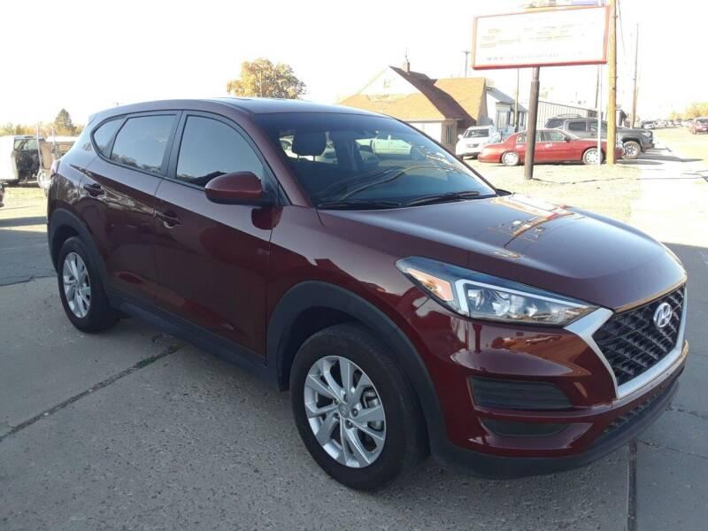 2019 Hyundai Tucson for sale at Sunset Auto Body in Sunset UT