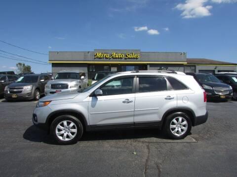 2013 Kia Sorento for sale at MIRA AUTO SALES in Cincinnati OH