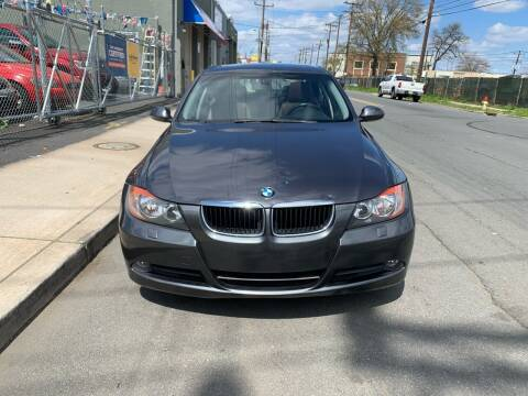 2006 BMW 3 Series for sale at SUNSHINE AUTO SALES LLC in Paterson NJ