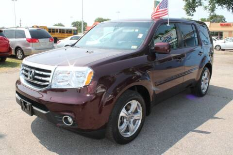 2012 Honda Pilot for sale at Drive Now Auto Sales in Norfolk VA