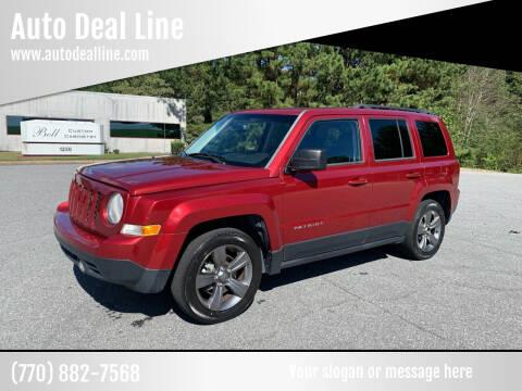 2014 Jeep Patriot for sale at Auto Deal Line in Alpharetta GA