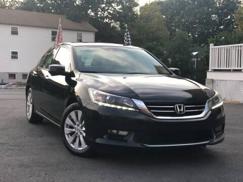 2014 Honda Accord for sale at PRNDL Auto Group in Irvington NJ