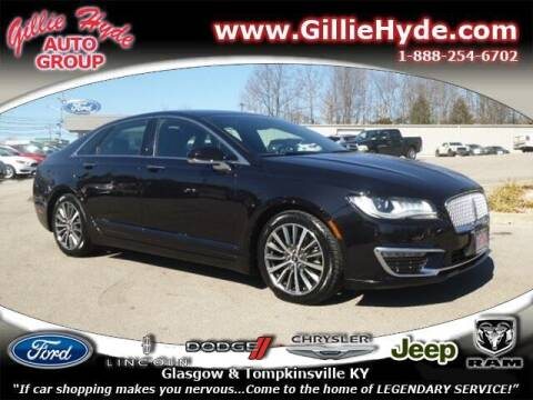 2019 Lincoln MKZ for sale at Gillie Hyde Auto Group in Glasgow KY